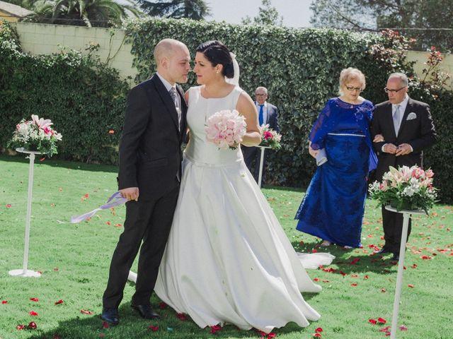 La boda de Sergio y Gloria en Cubas De La Sagra, Madrid 75