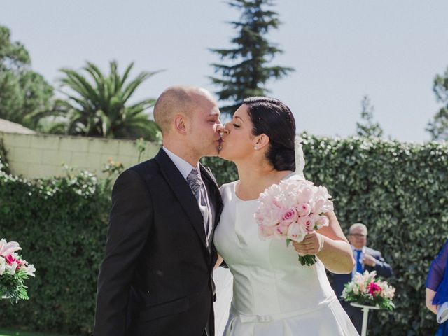 La boda de Sergio y Gloria en Cubas De La Sagra, Madrid 76