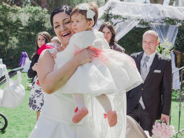 La boda de Sergio y Gloria en Cubas De La Sagra, Madrid 81
