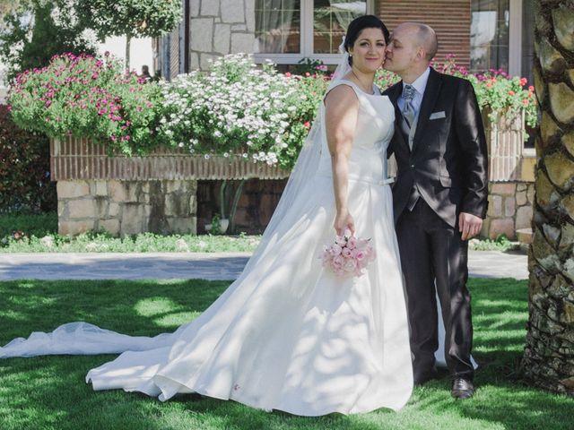 La boda de Sergio y Gloria en Cubas De La Sagra, Madrid 82