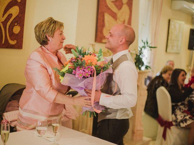 La boda de Sergio y Gloria en Cubas De La Sagra, Madrid 90