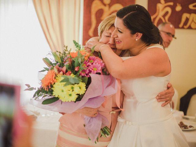 La boda de Sergio y Gloria en Cubas De La Sagra, Madrid 93