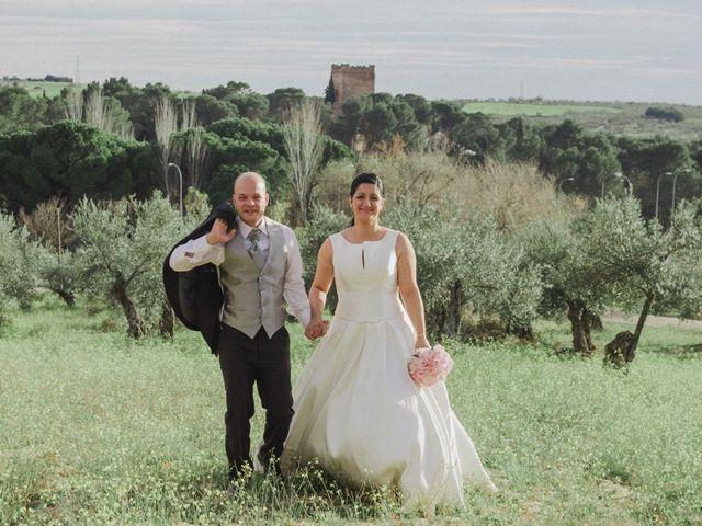 La boda de Sergio y Gloria en Cubas De La Sagra, Madrid 110