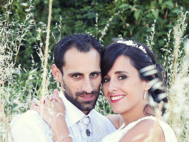 La boda de Abraham y Tere en Oia, Pontevedra 7