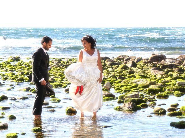 La boda de Abraham y Tere en Oia, Pontevedra 8