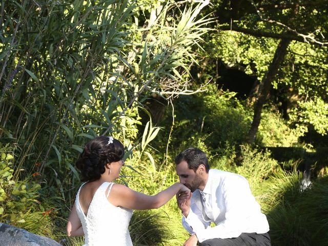 La boda de Abraham y Tere en Oia, Pontevedra 10
