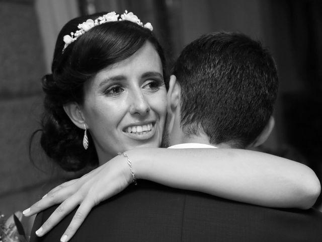La boda de Abraham y Tere en Oia, Pontevedra 14