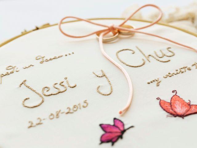 La boda de Chus y Jessy en O Burgo (Burgo), A Coruña 2
