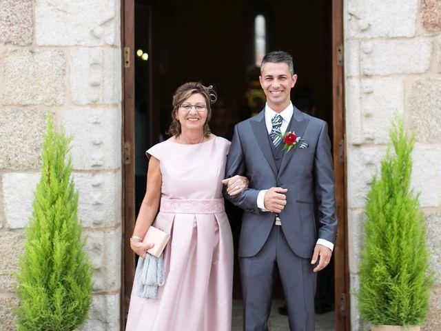 La boda de Chus y Jessy en O Burgo (Burgo), A Coruña 10