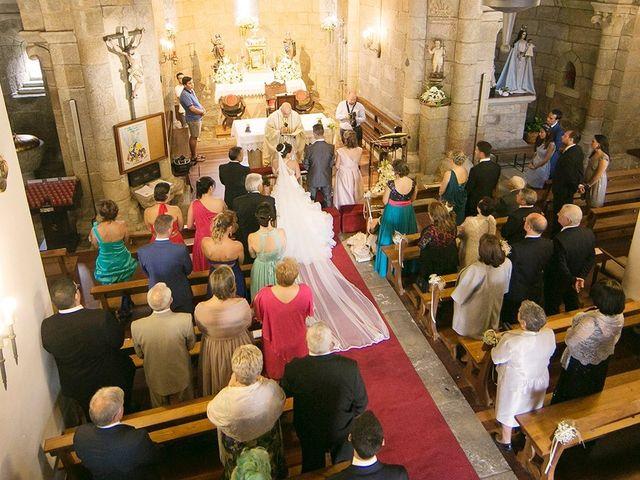 La boda de Chus y Jessy en O Burgo (Burgo), A Coruña 12