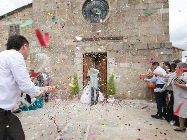 La boda de Chus y Jessy en O Burgo (Burgo), A Coruña 13