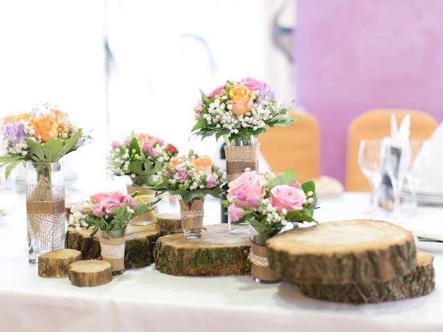 La boda de Chus y Jessy en O Burgo (Burgo), A Coruña 22