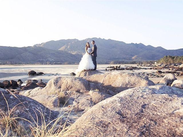 La boda de Chus y Jessy en O Burgo (Burgo), A Coruña 31