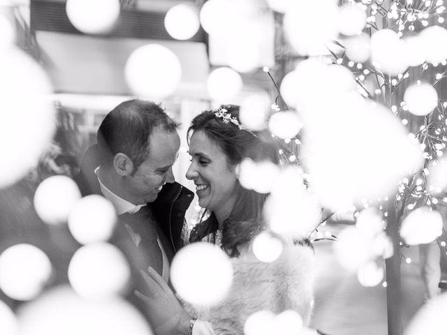 La boda de Mónica y Carmelo