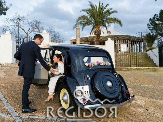 La boda de Juan Carlos y Marisa en Campanario, Badajoz 1