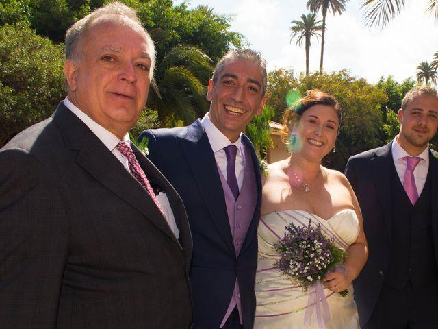La boda de Juan y Laura en Telde, Las Palmas 2