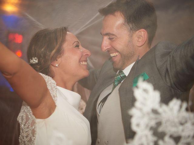 La boda de Mª Cruz y Cristobal