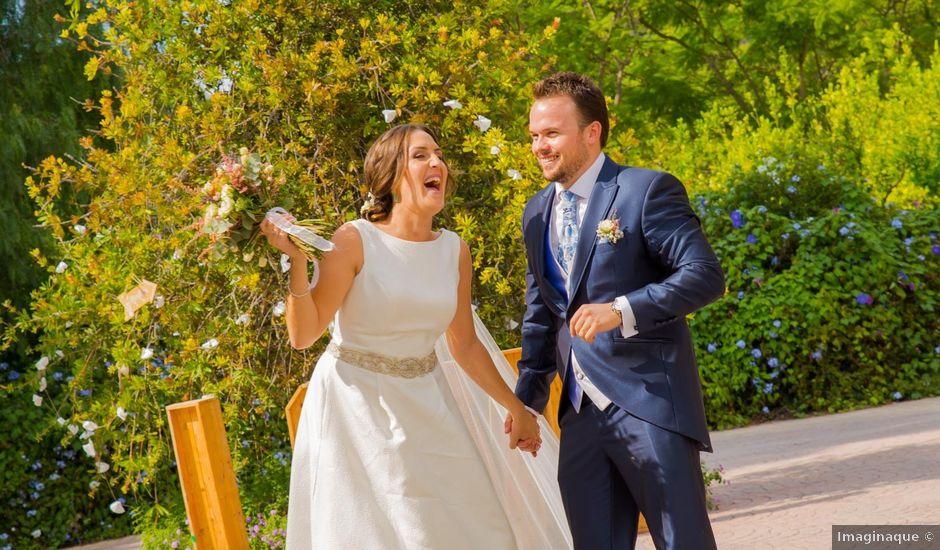 La boda de Antonio y Isabel en Cabezo De Torres, Murcia