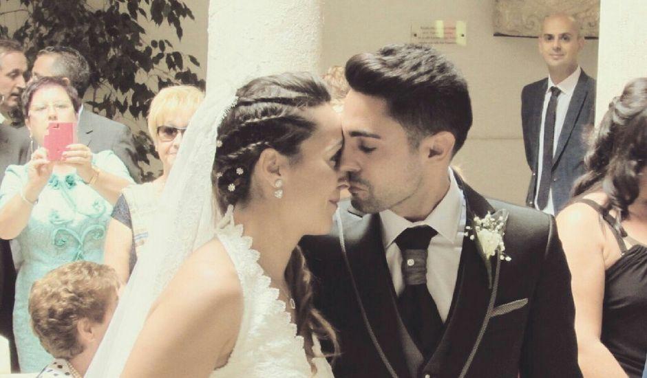 La boda de Abel y Lidia en Villena, Alicante