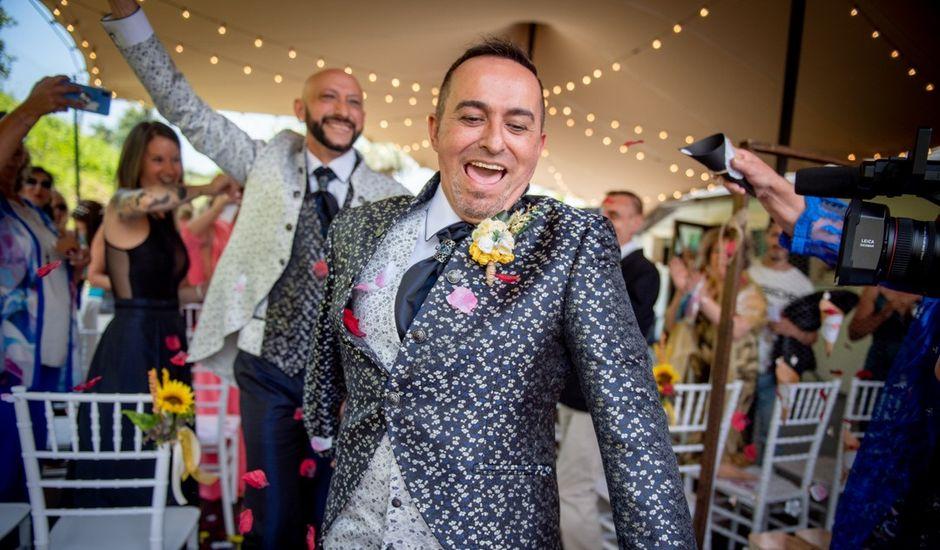 La boda de Mikel y Fran en Hernani, Guipúzcoa