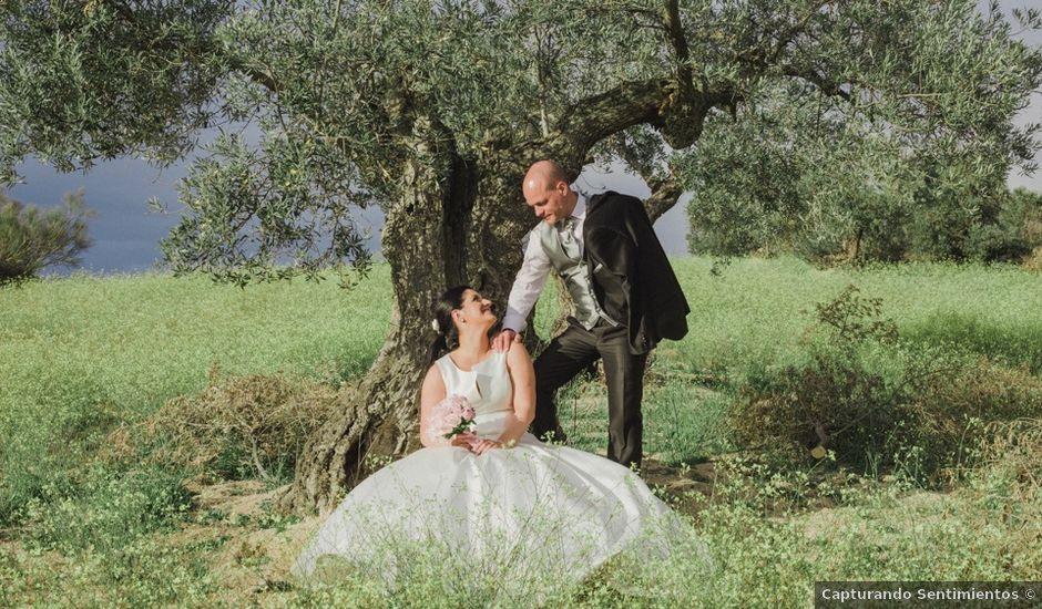 La boda de Sergio y Gloria en Cubas De La Sagra, Madrid
