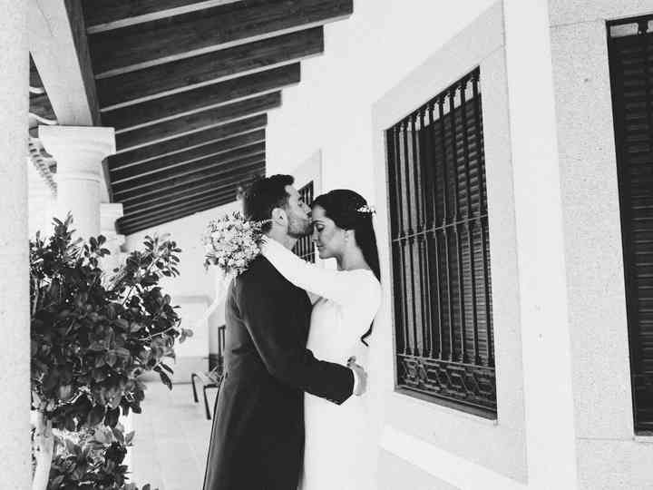La boda de Ana María y Plácido