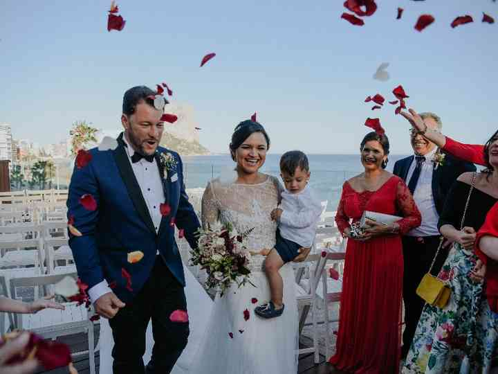 La boda de Lili y Antonio