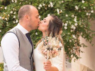 La boda de Araceli y Rubén