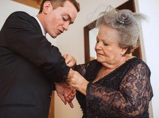 La boda de María y Jean-Yves 2