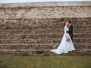 La boda de María y Jean-Yves