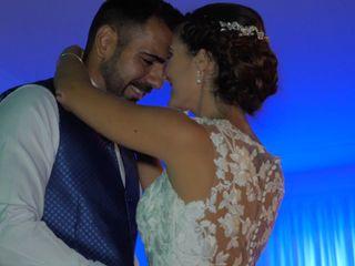 La boda de Maite Falcon Rodríguez y Alejandro Salas Calvo 2
