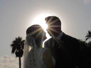 La boda de Maite Falcon Rodríguez y Alejandro Salas Calvo