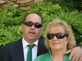 La boda de Cris y David 2