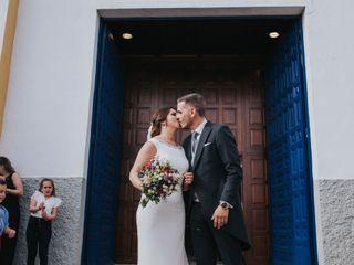 La boda de Antonio Jesús y Virginia 2