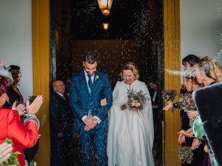 La boda de Estefania y Alberto