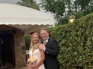 La boda de Silvia y Chatelain 3