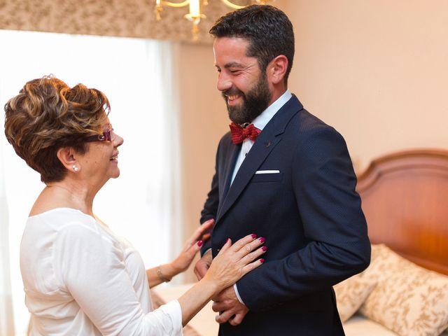 La boda de Hugo y Chari en A Coruña, A Coruña 2