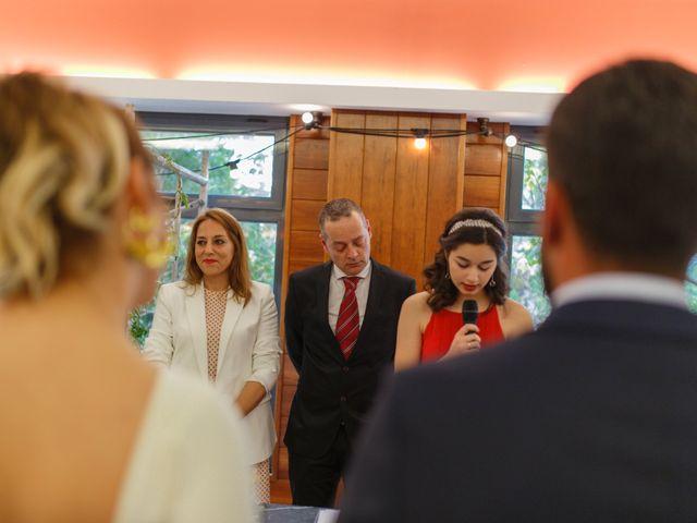 La boda de Hugo y Chari en A Coruña, A Coruña 9