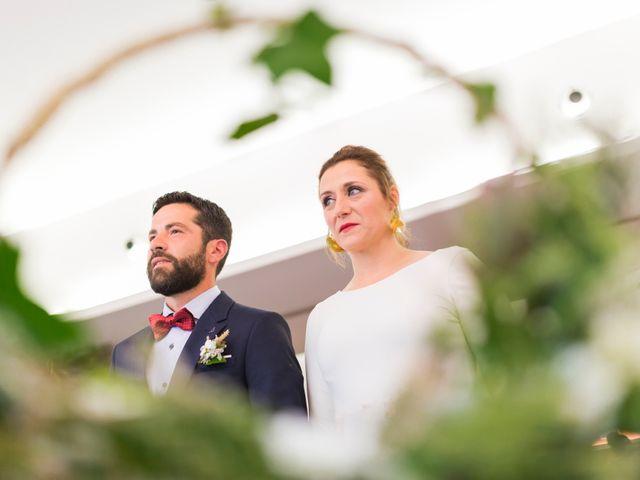 La boda de Chari y Hugo