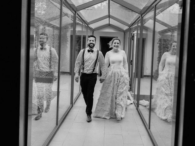 La boda de Hugo y Chari en A Coruña, A Coruña 13