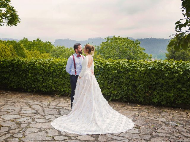 La boda de Hugo y Chari en A Coruña, A Coruña 14