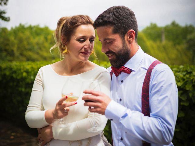 La boda de Hugo y Chari en A Coruña, A Coruña 15