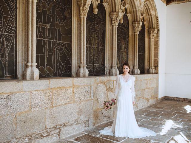 La boda de Jean-Yves y María en Santiago De Compostela, A Coruña 11