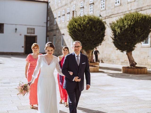 La boda de Jean-Yves y María en Santiago De Compostela, A Coruña 12