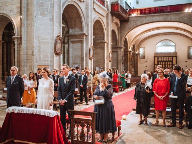 La boda de Jean-Yves y María en Santiago De Compostela, A Coruña 14
