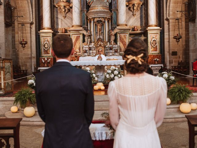 La boda de Jean-Yves y María en Santiago De Compostela, A Coruña 16
