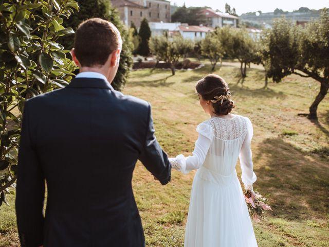 La boda de Jean-Yves y María en Santiago De Compostela, A Coruña 18