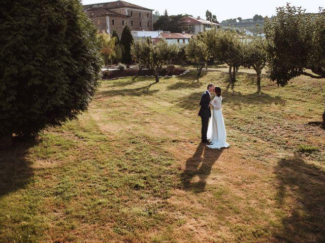 La boda de Jean-Yves y María en Santiago De Compostela, A Coruña 19