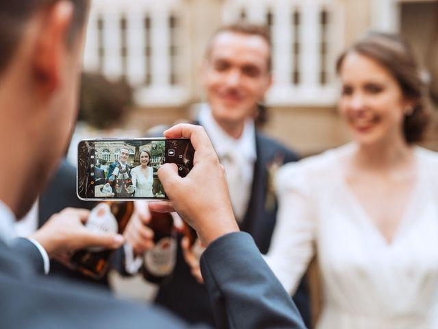 La boda de Jean-Yves y María en Santiago De Compostela, A Coruña 27
