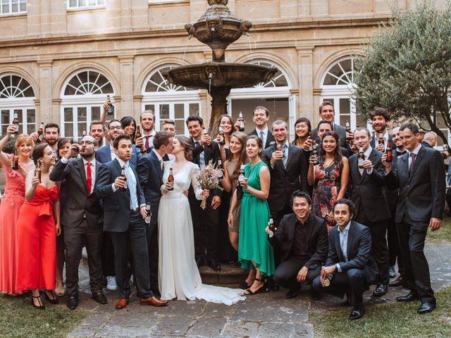 La boda de Jean-Yves y María en Santiago De Compostela, A Coruña 28